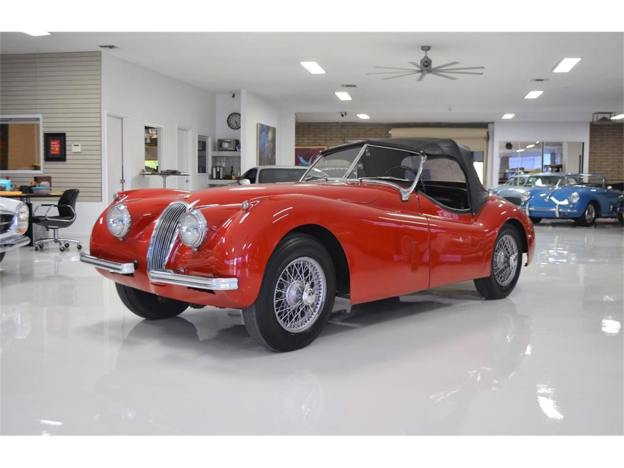 Large Picture of Classic '52 XK120 located in Arizona Offered by Classic Promenade - PXTA