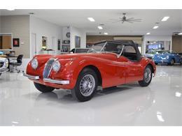 Picture of 1952 Jaguar XK120 located in Phoenix Arizona - $69,800.00 Offered by Classic Promenade - PXTA