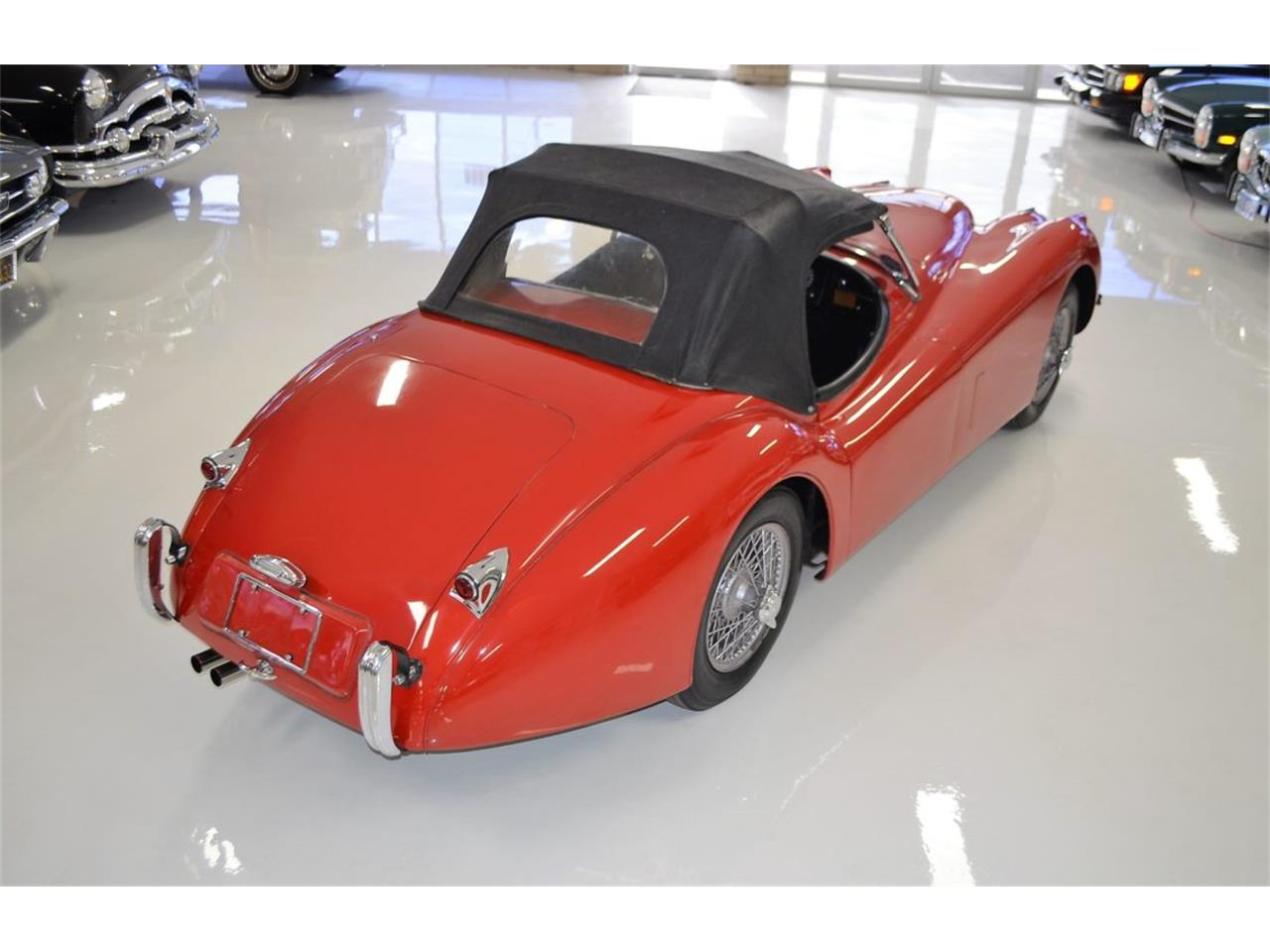 Large Picture of Classic 1952 XK120 located in Phoenix Arizona Offered by Classic Promenade - PXTA
