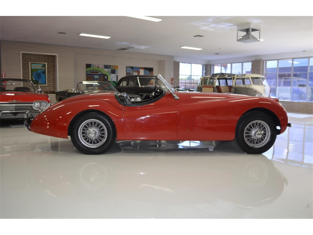 Large Picture of 1952 XK120 located in Arizona Offered by Classic Promenade - PXTA