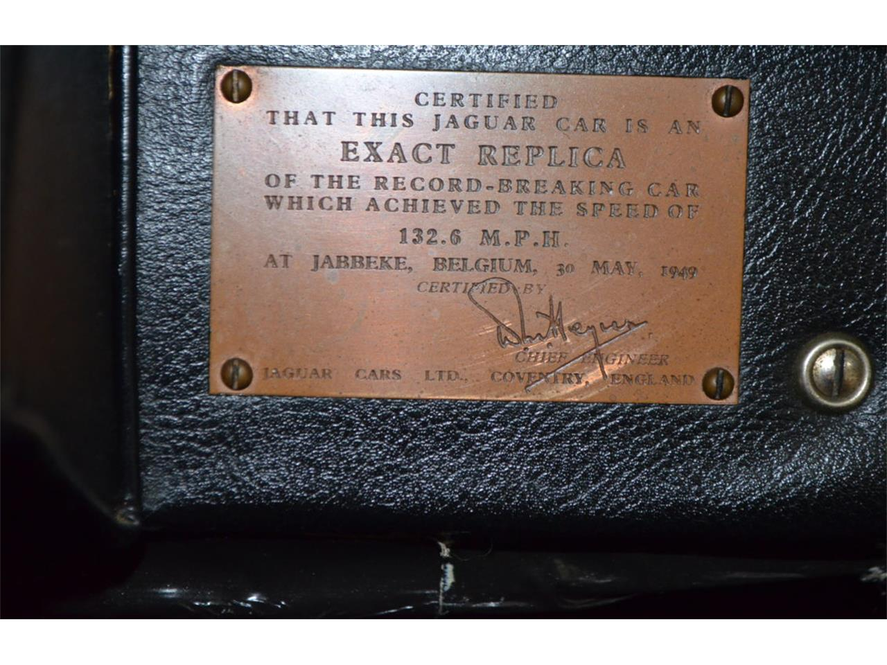 Large Picture of 1952 Jaguar XK120 - $69,800.00 Offered by Classic Promenade - PXTA