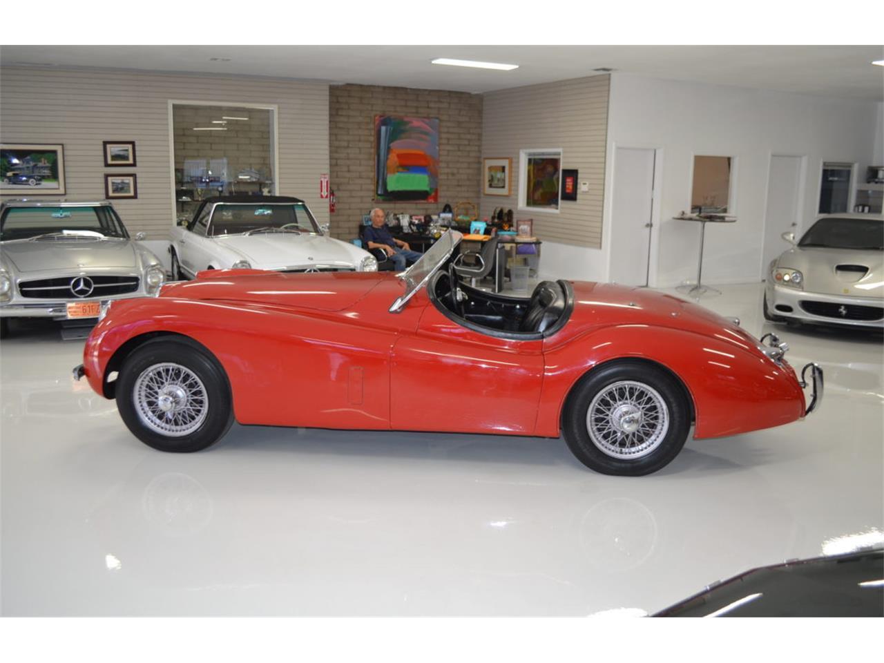 Large Picture of '52 XK120 - $69,800.00 - PXTA