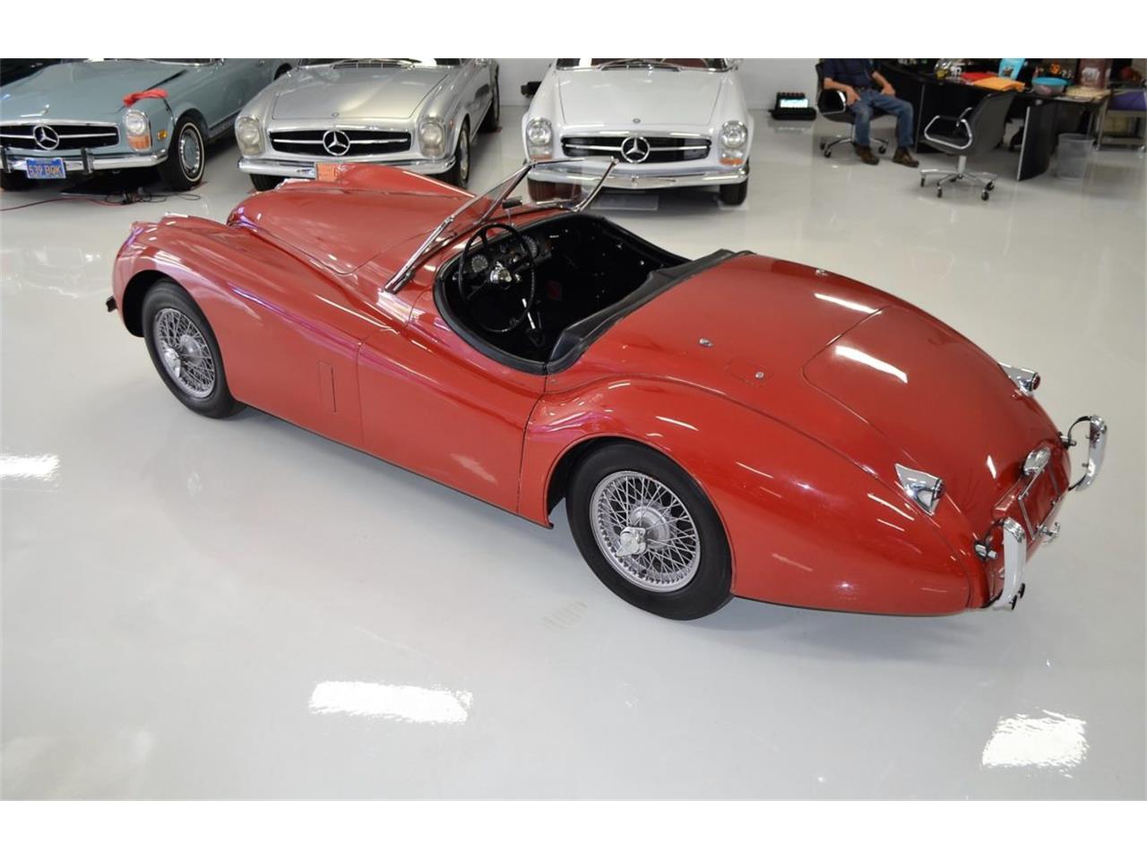 Large Picture of '52 XK120 located in Arizona - $69,800.00 - PXTA