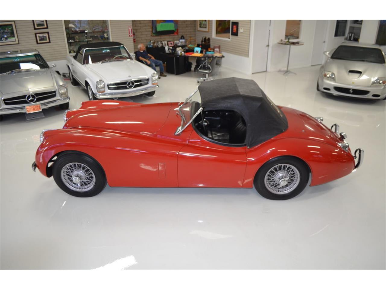 Large Picture of Classic 1952 Jaguar XK120 located in Phoenix Arizona - PXTA