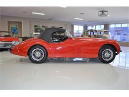 Picture of Classic 1952 Jaguar XK120 Offered by Classic Promenade - PXTA