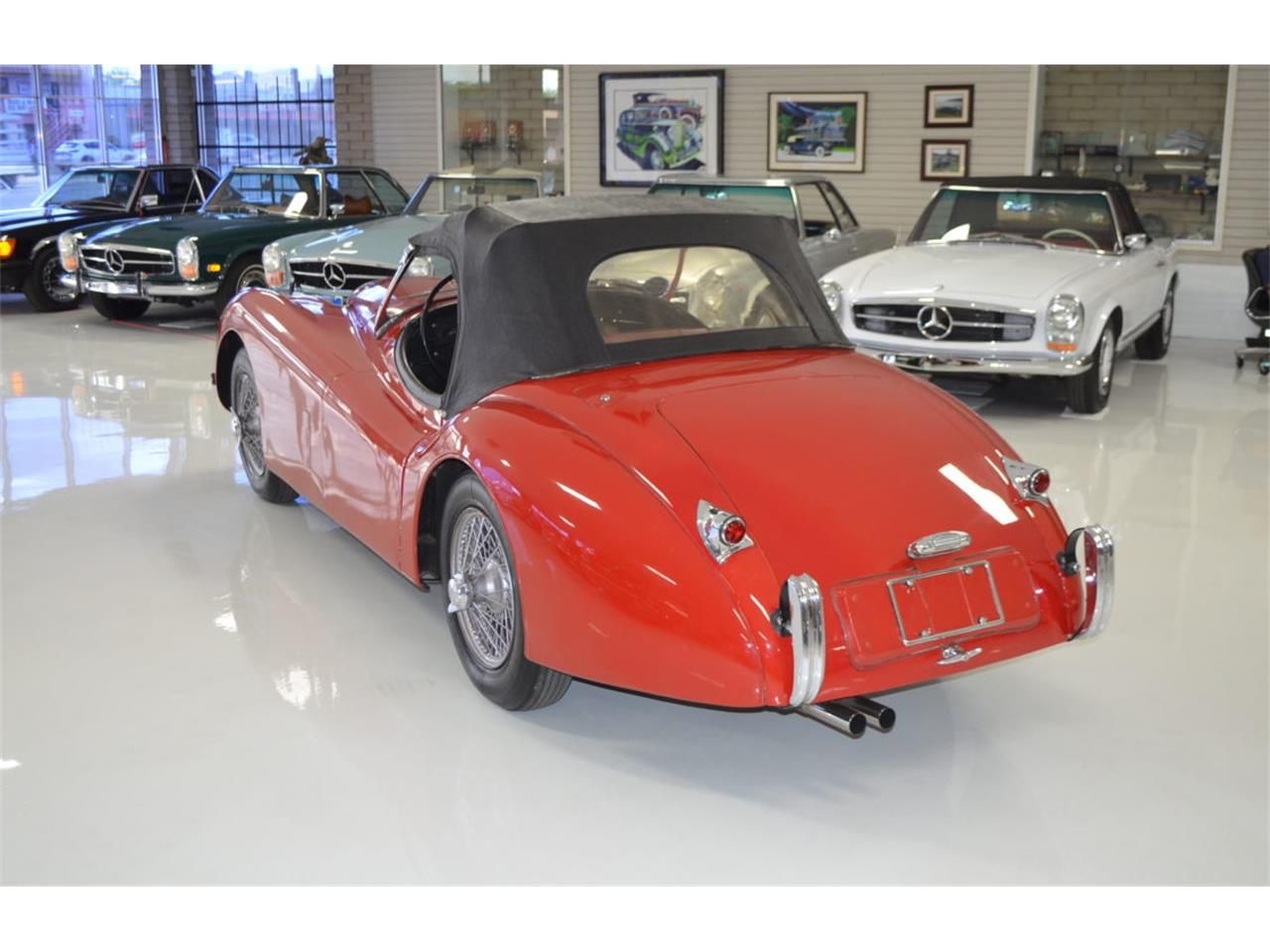 Large Picture of 1952 XK120 - $69,800.00 - PXTA
