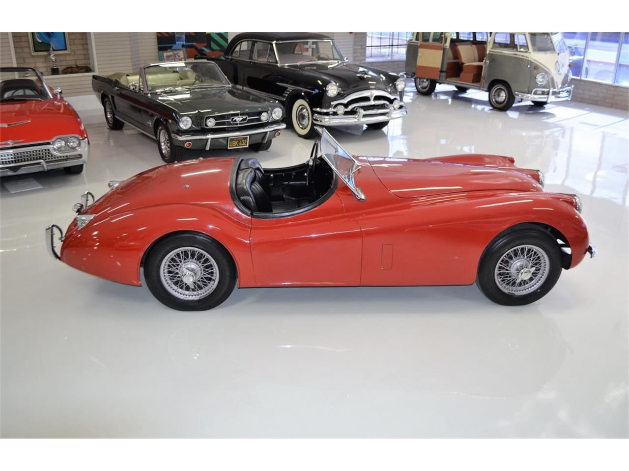 Large Picture of 1952 XK120 located in Phoenix Arizona - PXTA