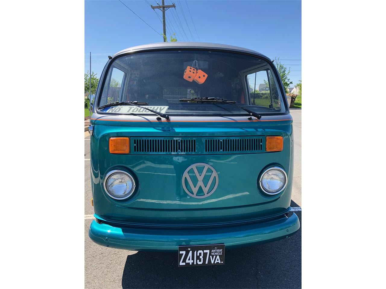 Large Picture of '76 Bus - $25,000.00 - PZCT