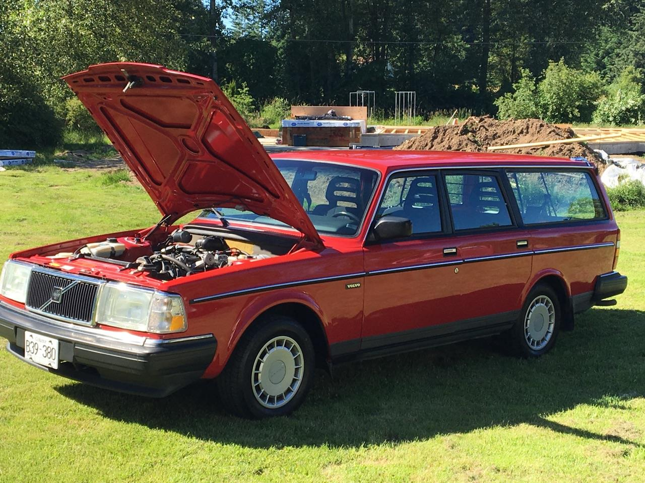 Large Picture of '90 Volvo 240 - $12,000.00 - PZCW
