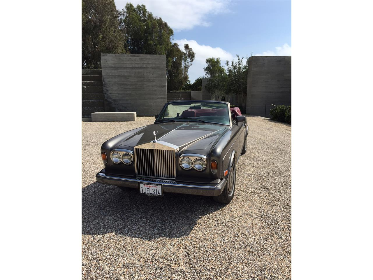 Large Picture of 1987 Rolls-Royce Corniche II located in California - $67,000.00 Offered by a Private Seller - PZCX