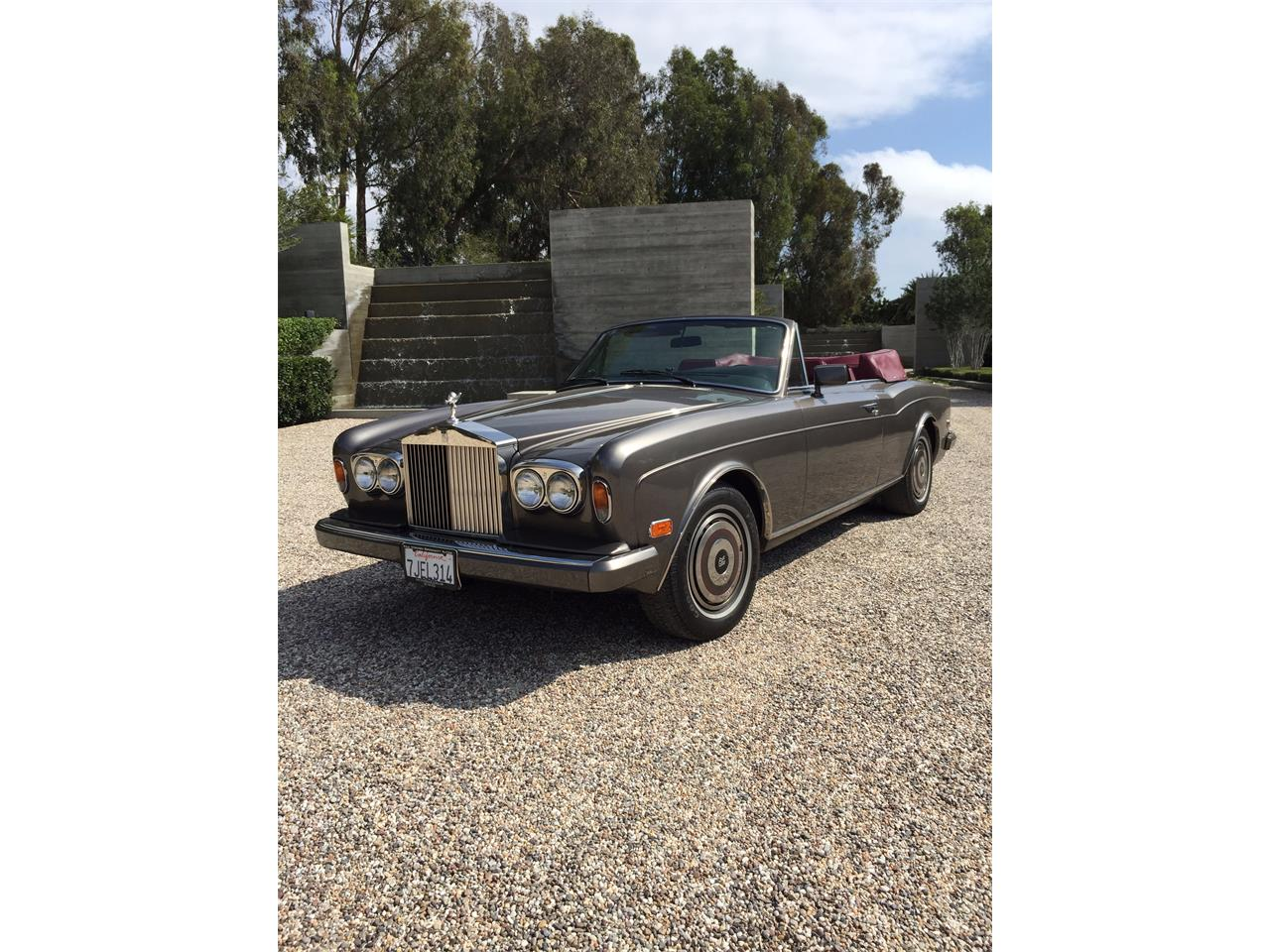 Large Picture of '87 Rolls-Royce Corniche II Offered by a Private Seller - PZCX