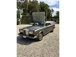 Picture of '87 Rolls-Royce Corniche II - $67,000.00 Offered by a Private Seller - PZCX