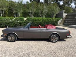 Picture of 1987 Rolls-Royce Corniche II located in Los Angeles California - $67,000.00 Offered by a Private Seller - PZCX