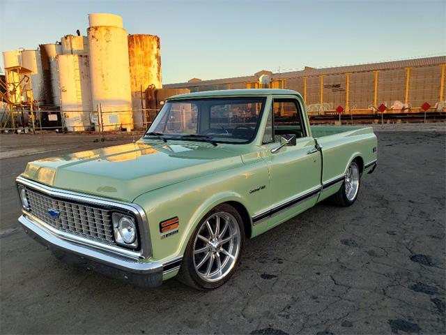 Picture of '72 C10 - PZCZ