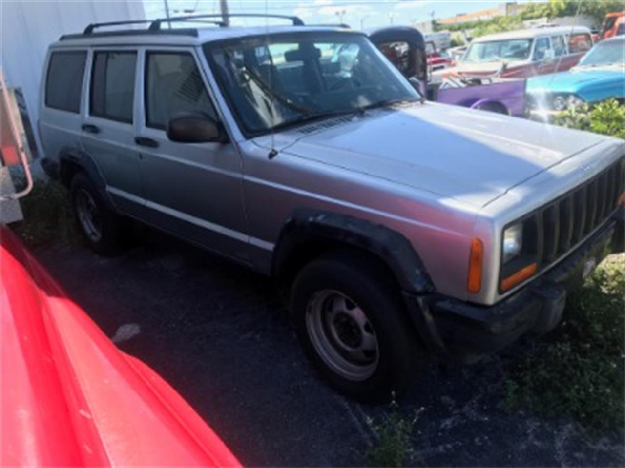 Large Picture of '98 Cherokee - PXTC