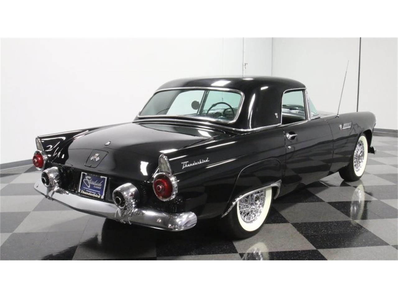Large Picture of Classic 1955 Thunderbird located in Georgia - $38,995.00 Offered by Streetside Classics - Atlanta - PZDE