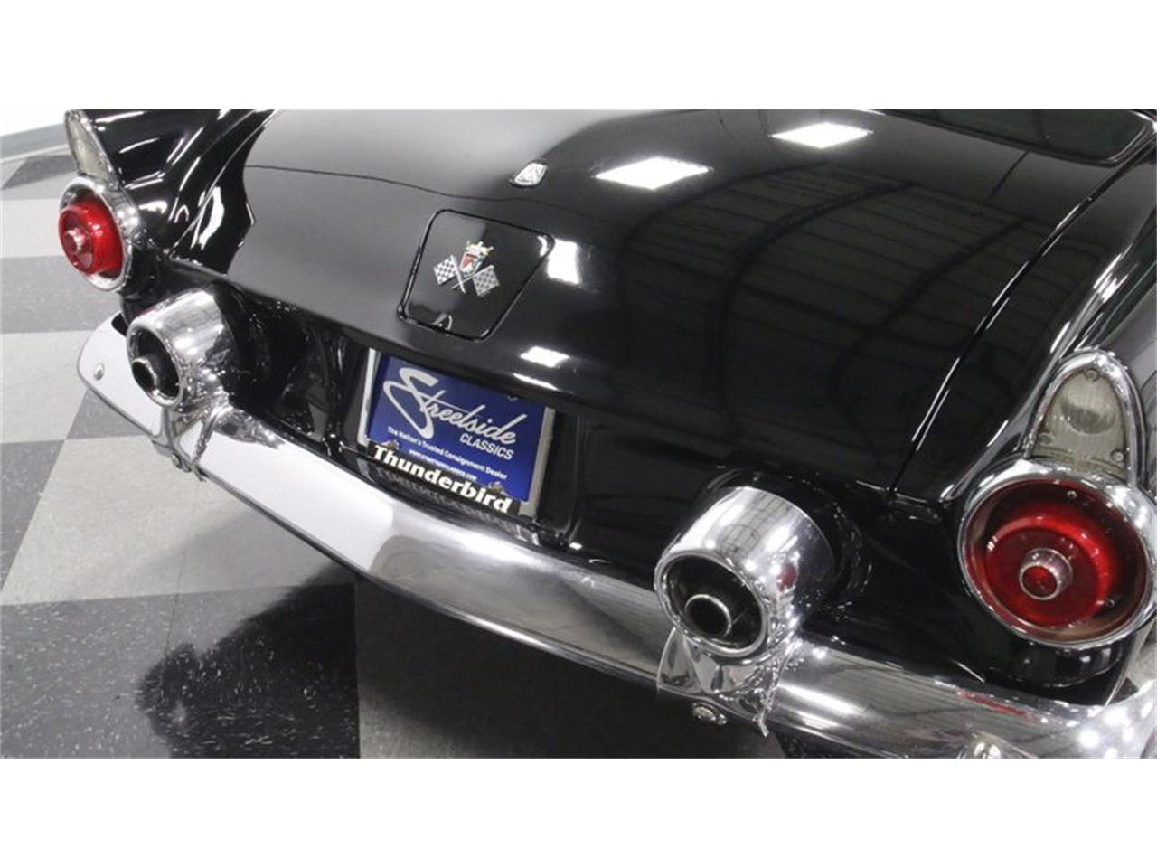 Large Picture of Classic '55 Ford Thunderbird located in Georgia Offered by Streetside Classics - Atlanta - PZDE