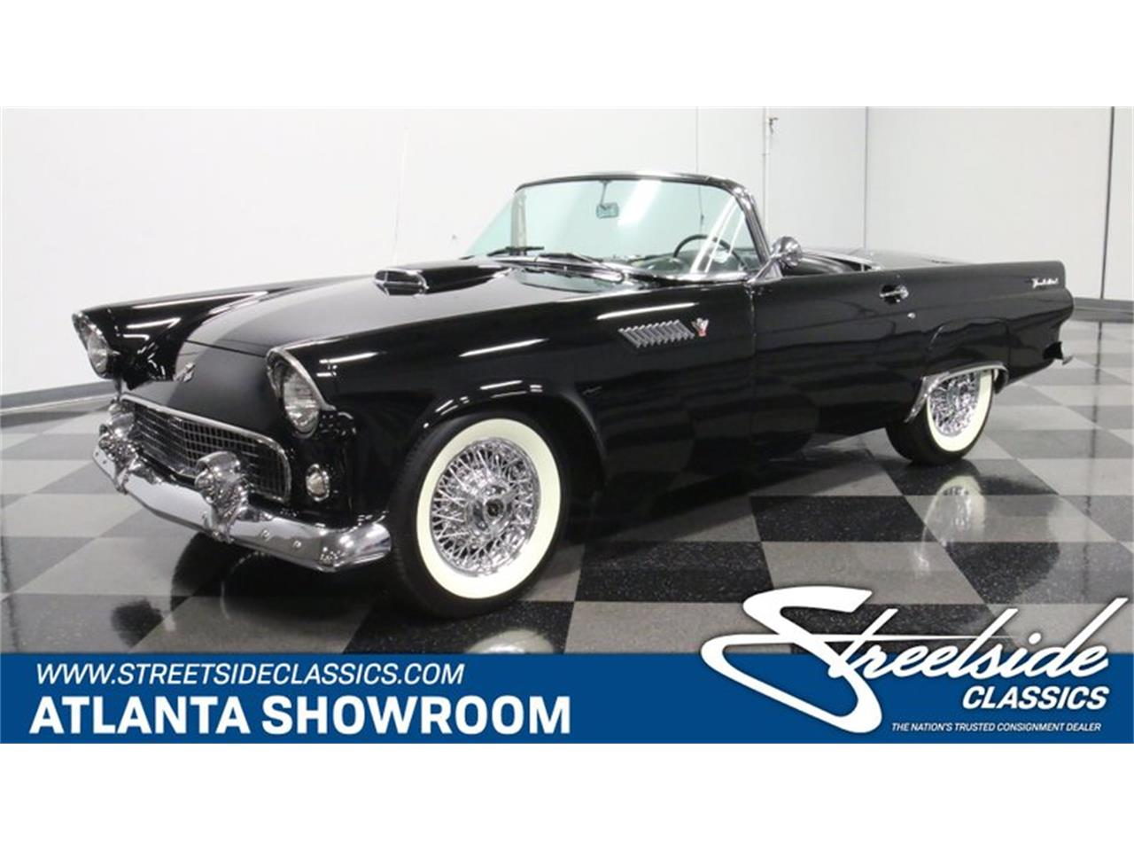 Large Picture of Classic '55 Thunderbird located in Lithia Springs Georgia - $38,995.00 Offered by Streetside Classics - Atlanta - PZDE