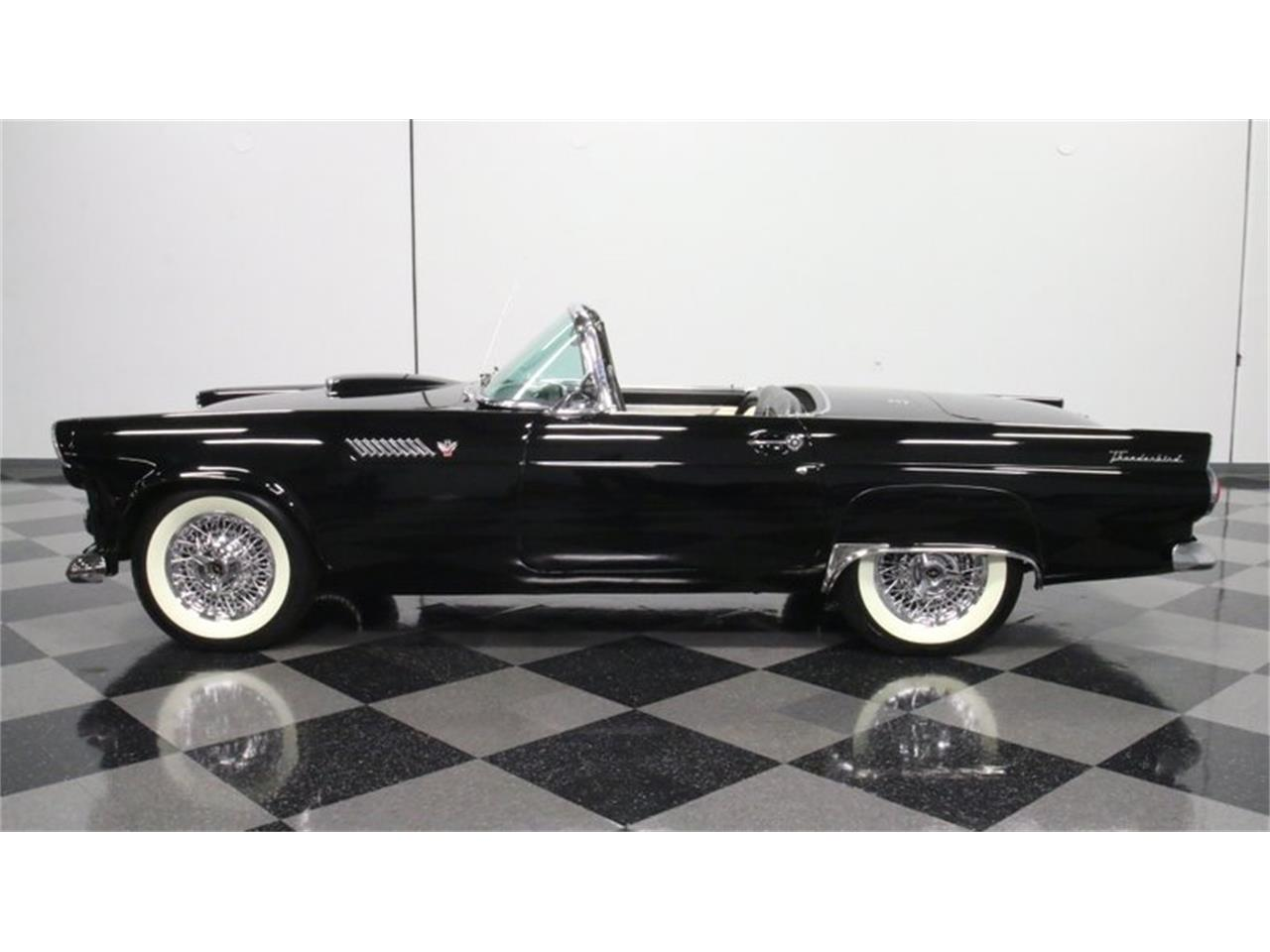 Large Picture of Classic '55 Thunderbird located in Lithia Springs Georgia - PZDE