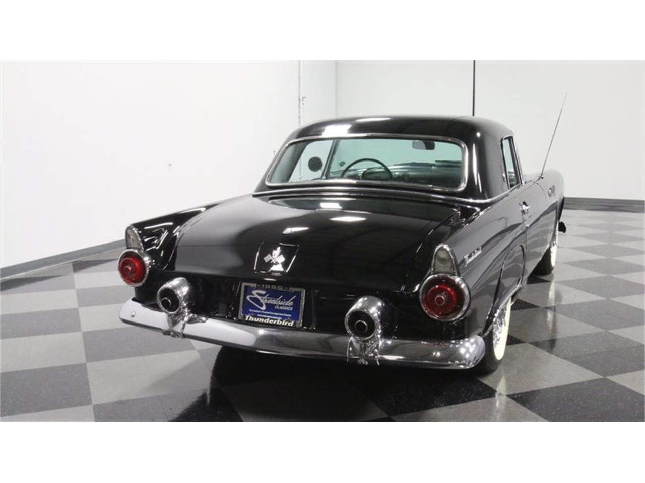 Large Picture of '55 Thunderbird located in Georgia Offered by Streetside Classics - Atlanta - PZDE