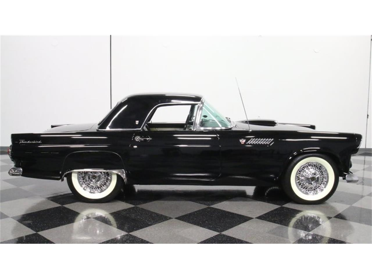 Large Picture of Classic '55 Ford Thunderbird located in Lithia Springs Georgia - $38,995.00 Offered by Streetside Classics - Atlanta - PZDE
