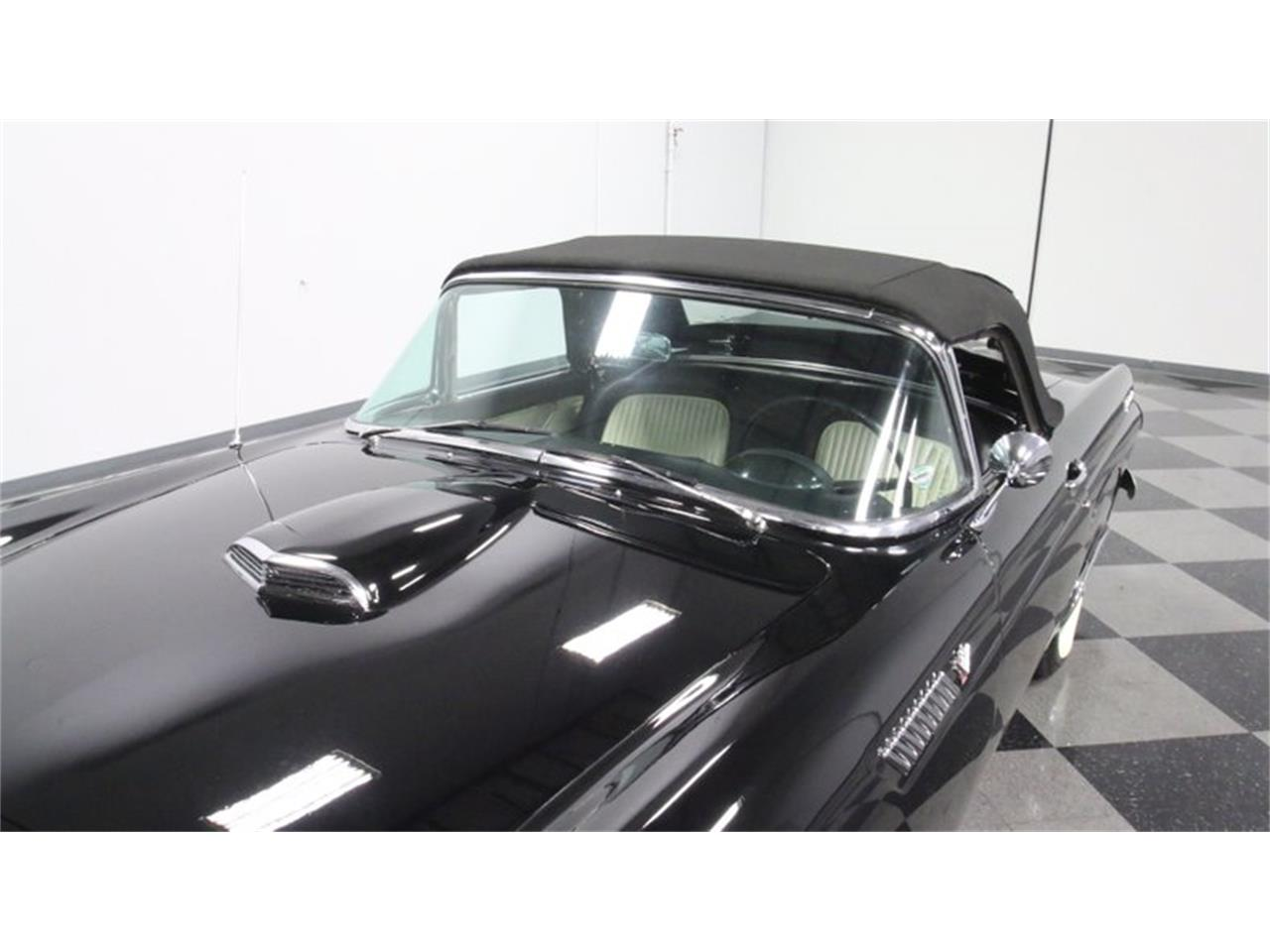 Large Picture of 1955 Thunderbird located in Georgia Offered by Streetside Classics - Atlanta - PZDE