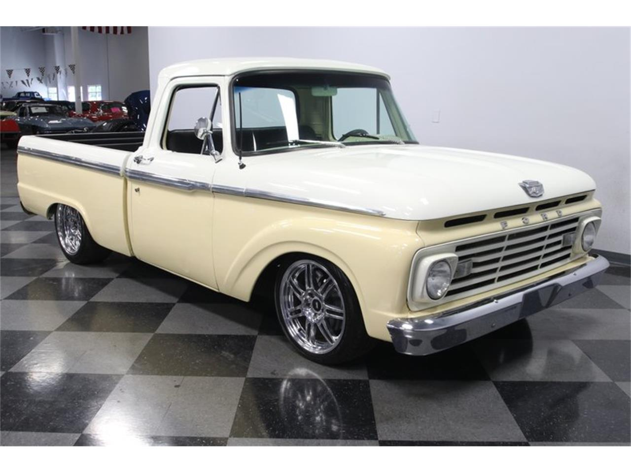 Large Picture of Classic 1964 F100 - $22,995.00 Offered by Streetside Classics - Charlotte - PZDN