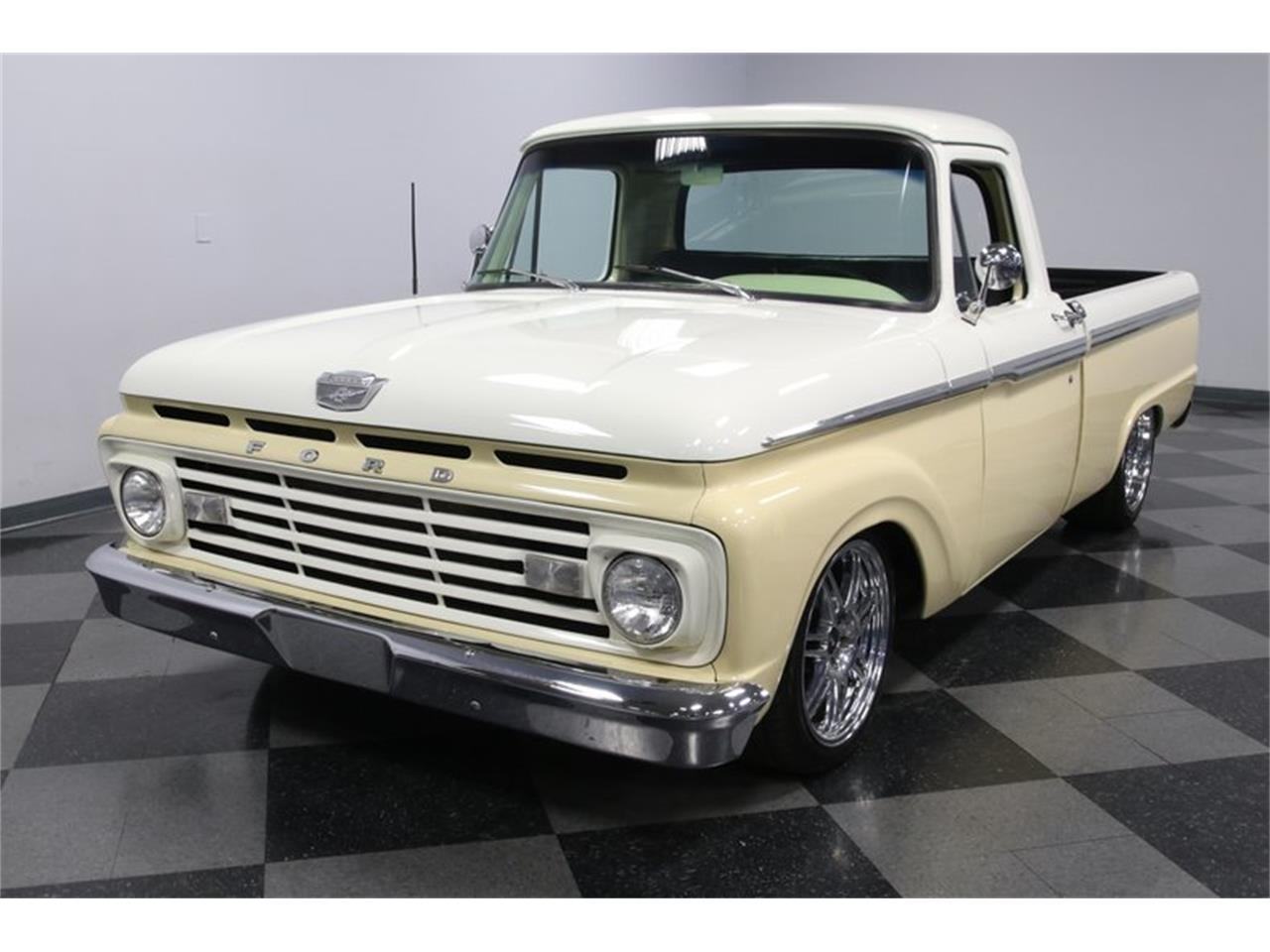 Large Picture of 1964 Ford F100 located in North Carolina Offered by Streetside Classics - Charlotte - PZDN
