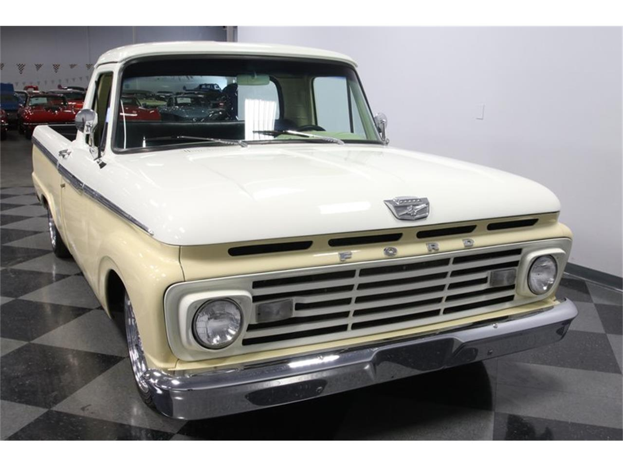 Large Picture of '64 F100 located in North Carolina - PZDN