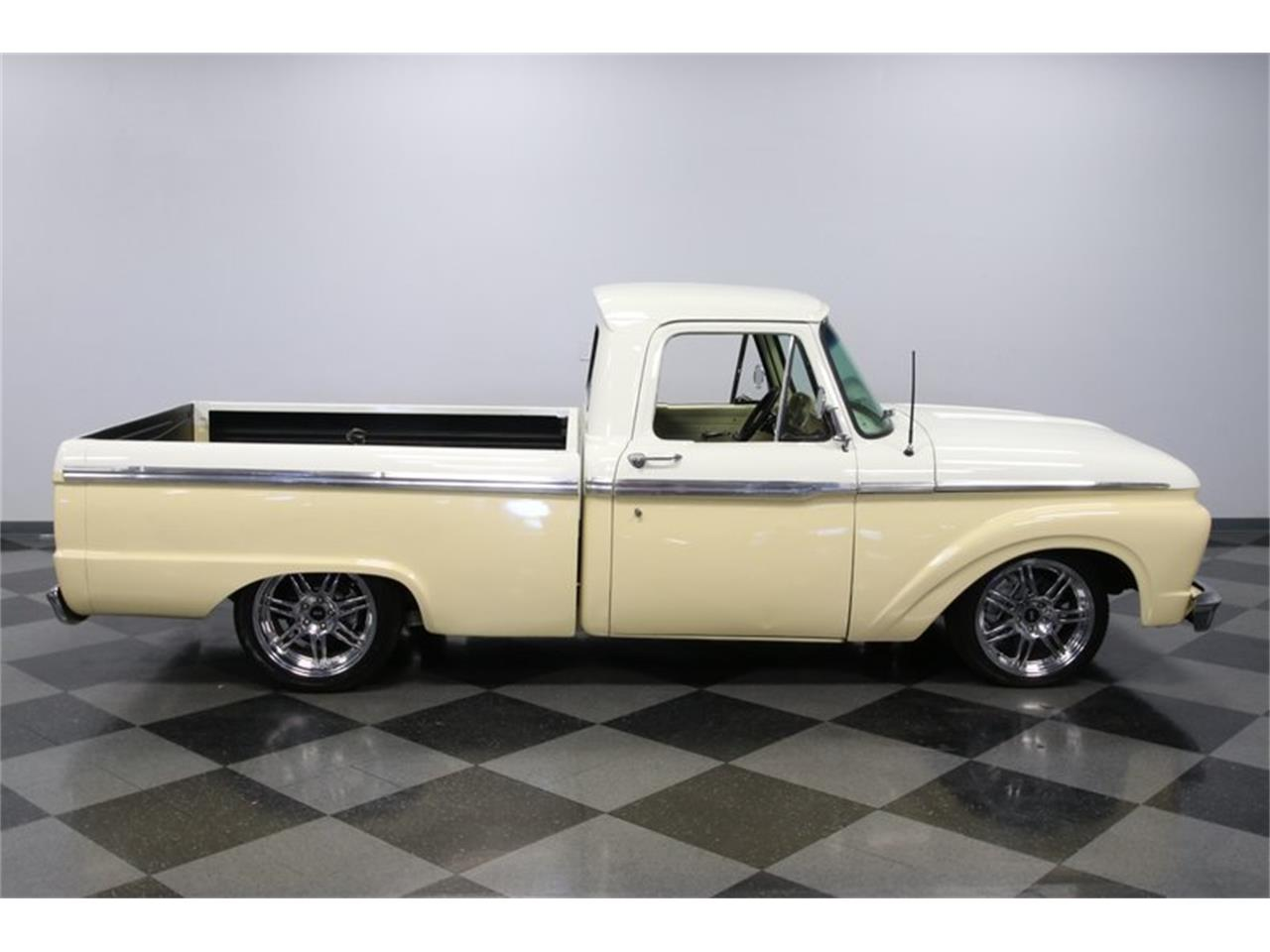Large Picture of '64 Ford F100 located in Concord North Carolina - $22,995.00 Offered by Streetside Classics - Charlotte - PZDN