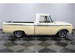 Picture of Classic '64 Ford F100 - $22,995.00 Offered by Streetside Classics - Charlotte - PZDN