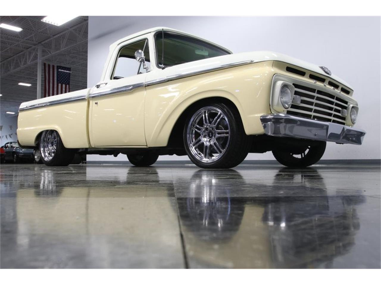 Large Picture of Classic '64 Ford F100 Offered by Streetside Classics - Charlotte - PZDN
