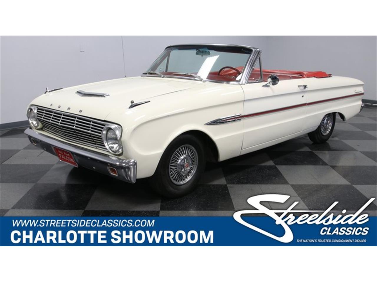 For Sale: 1963 Ford Falcon in Concord, North Carolina