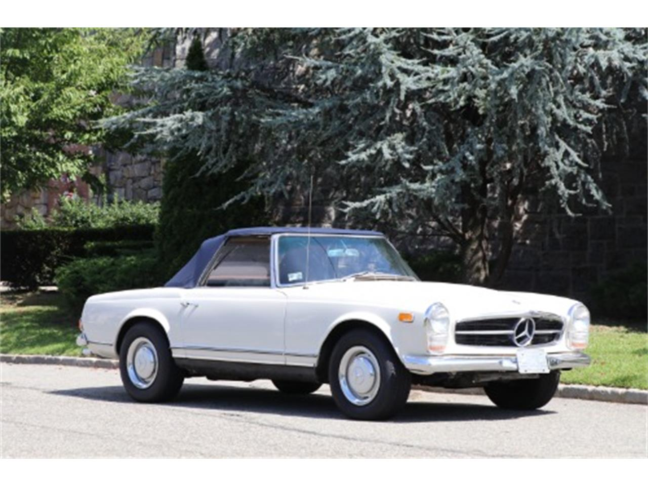 Large Picture of '66 230SL - PXTE