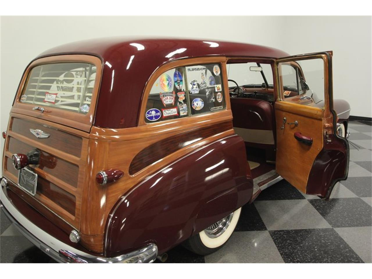 Large Picture of '50 Woody Wagon - PZDY