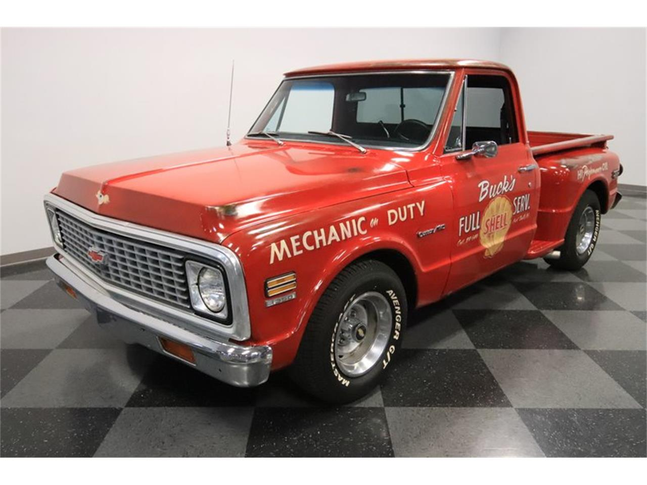 Large Picture of Classic 1969 C10 located in Mesa Arizona - $19,995.00 - PZE4