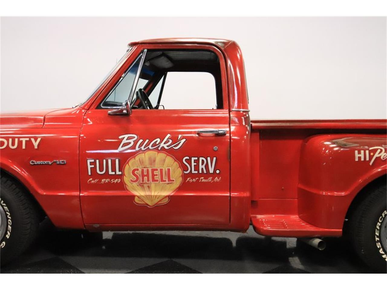 Large Picture of 1969 Chevrolet C10 located in Mesa Arizona Offered by Streetside Classics - Phoenix - PZE4