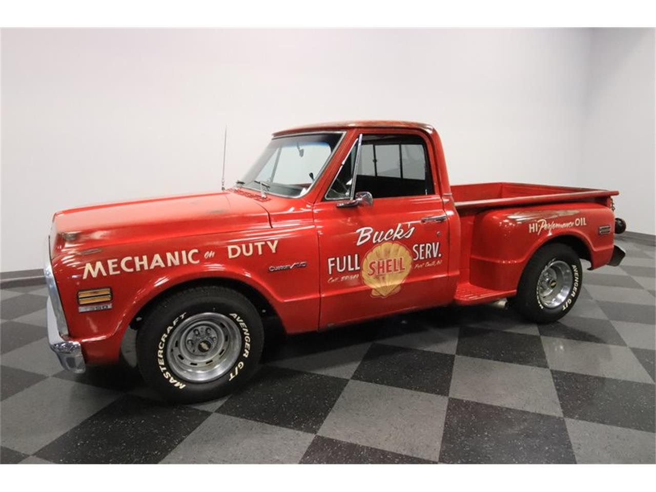 Large Picture of Classic '69 Chevrolet C10 - $19,995.00 Offered by Streetside Classics - Phoenix - PZE4