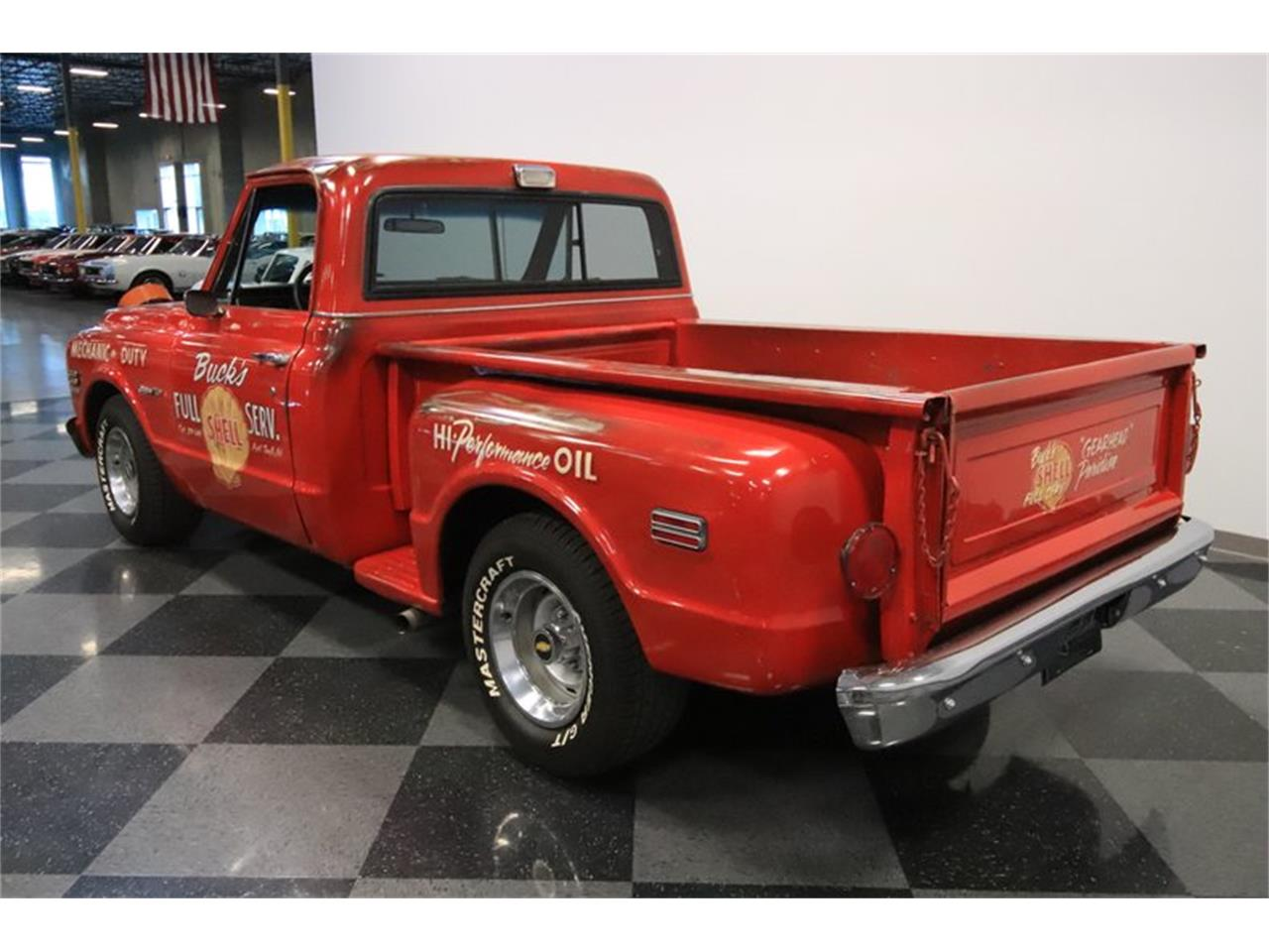 Large Picture of Classic 1969 Chevrolet C10 located in Arizona - PZE4