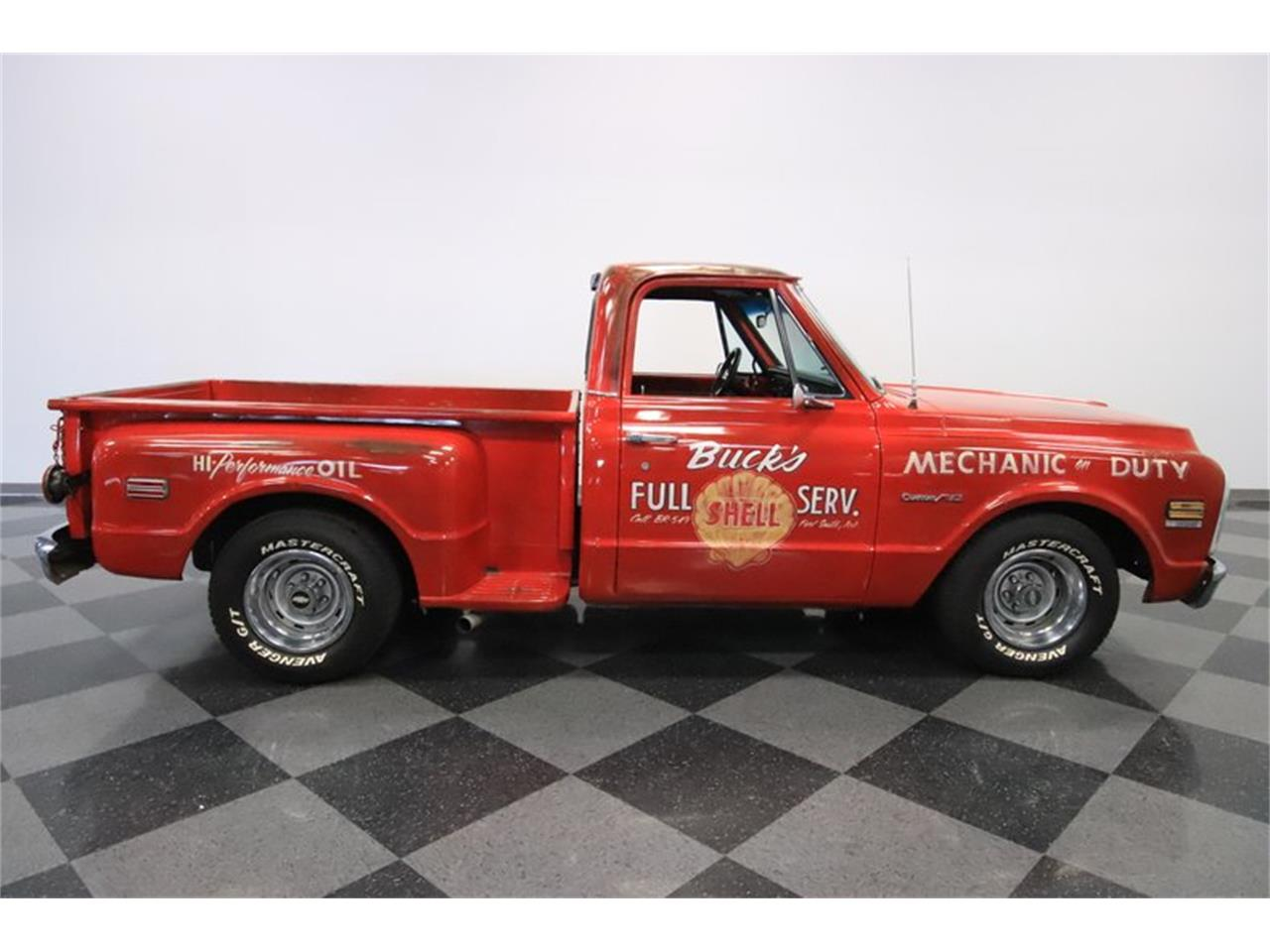 Large Picture of Classic '69 C10 located in Arizona Offered by Streetside Classics - Phoenix - PZE4