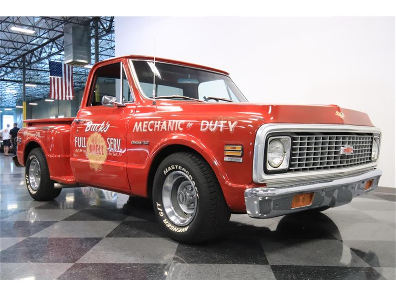 Large Picture of Classic 1969 Chevrolet C10 located in Mesa Arizona - $19,995.00 - PZE4