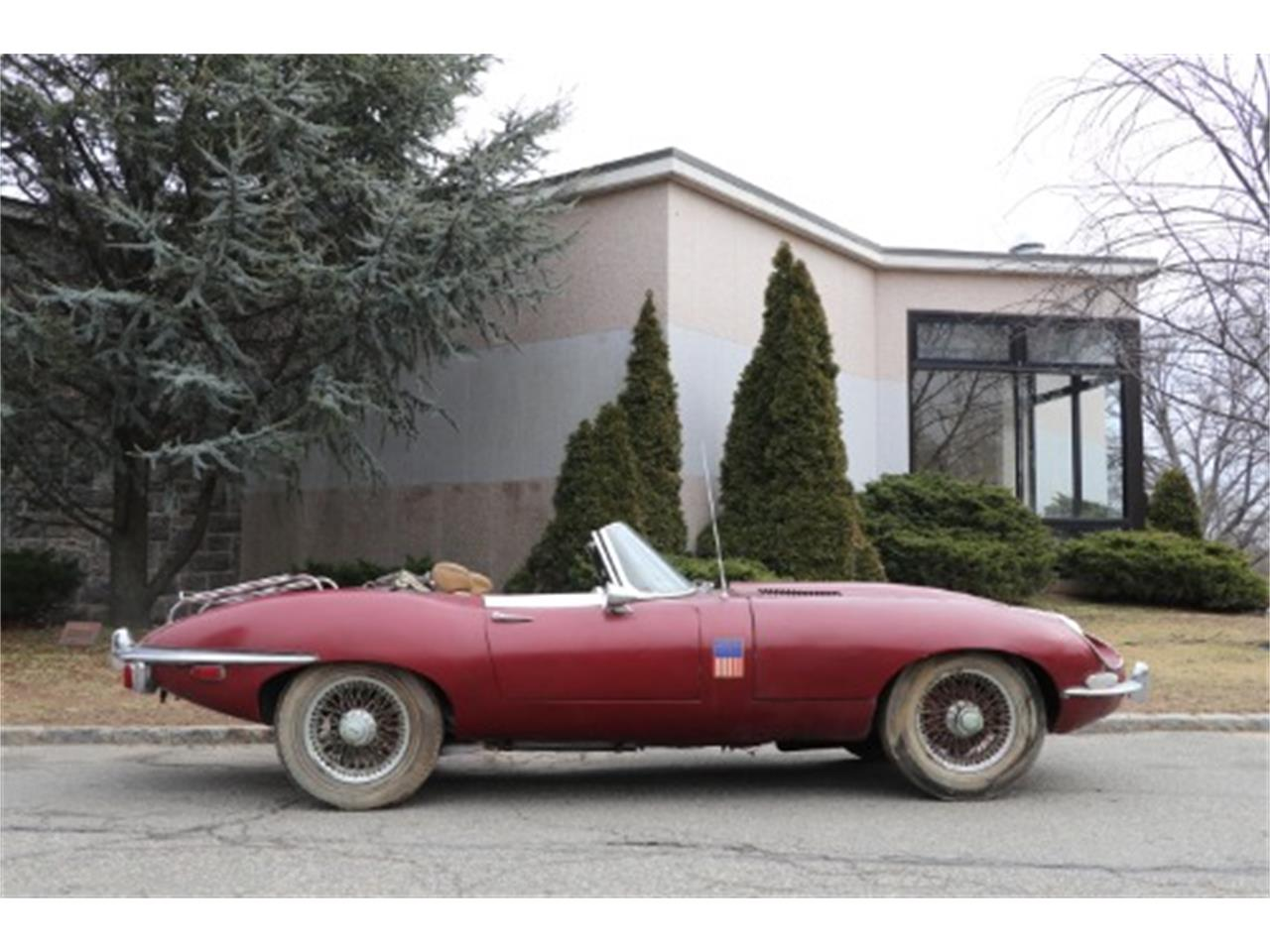 Large Picture of Classic 1969 XKE Offered by Gullwing Motor Cars - PXTF