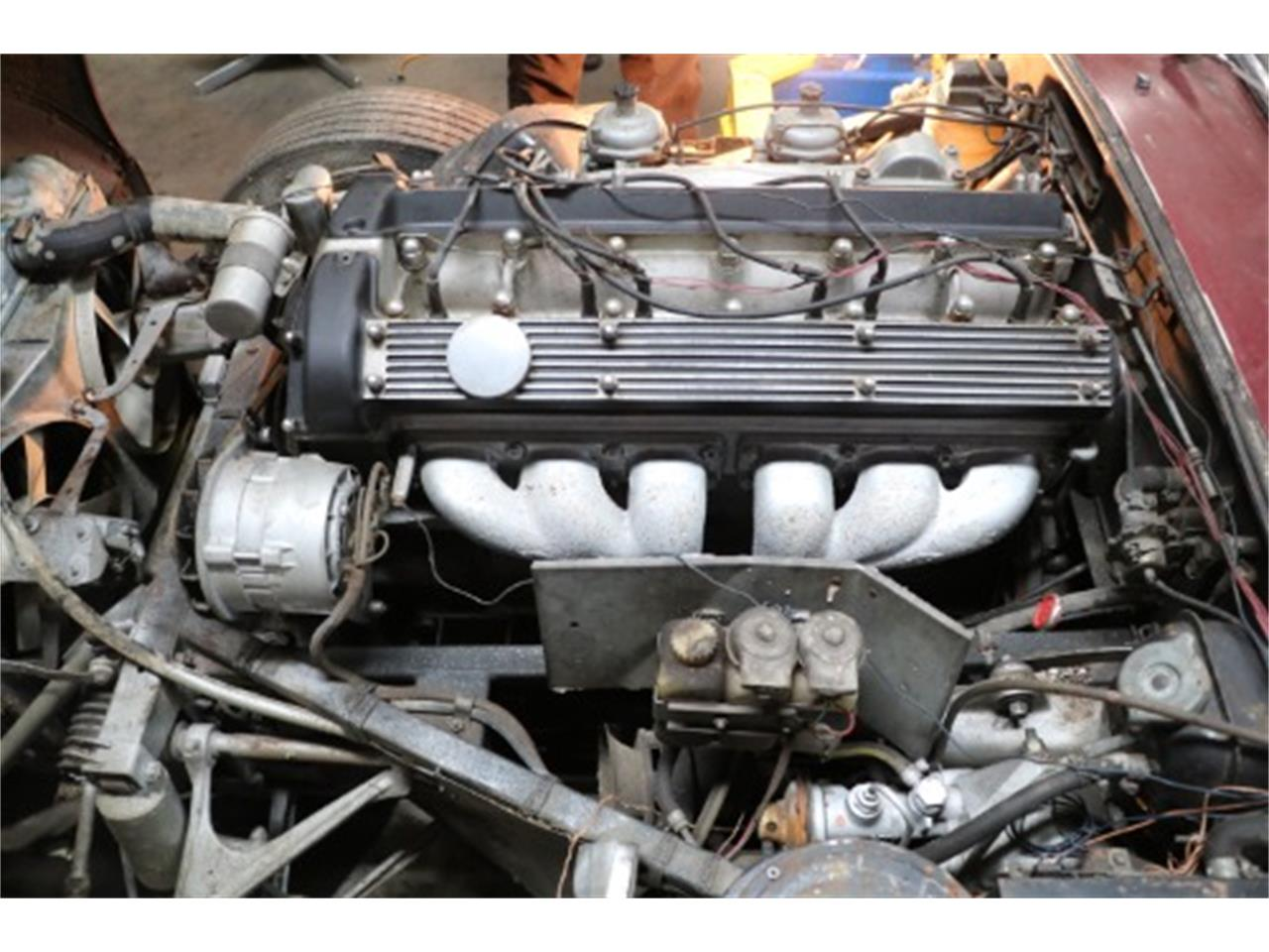 Large Picture of 1969 Jaguar XKE located in Astoria New York - $42,500.00 Offered by Gullwing Motor Cars - PXTF