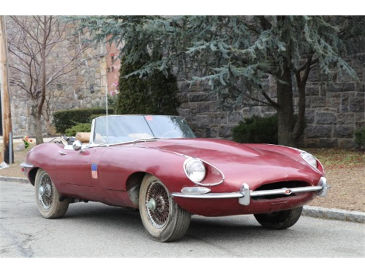 Large Picture of Classic 1969 Jaguar XKE located in New York - PXTF