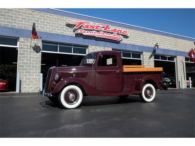 Picture of '37 Pickup - PZEL