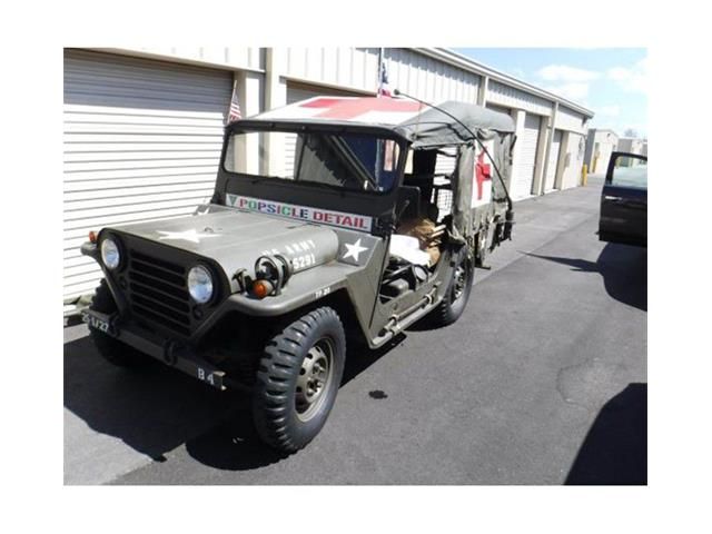 Picture of '67 Jeep M151 located in Pennsylvania - $33,000.00 Offered by  - PZEP