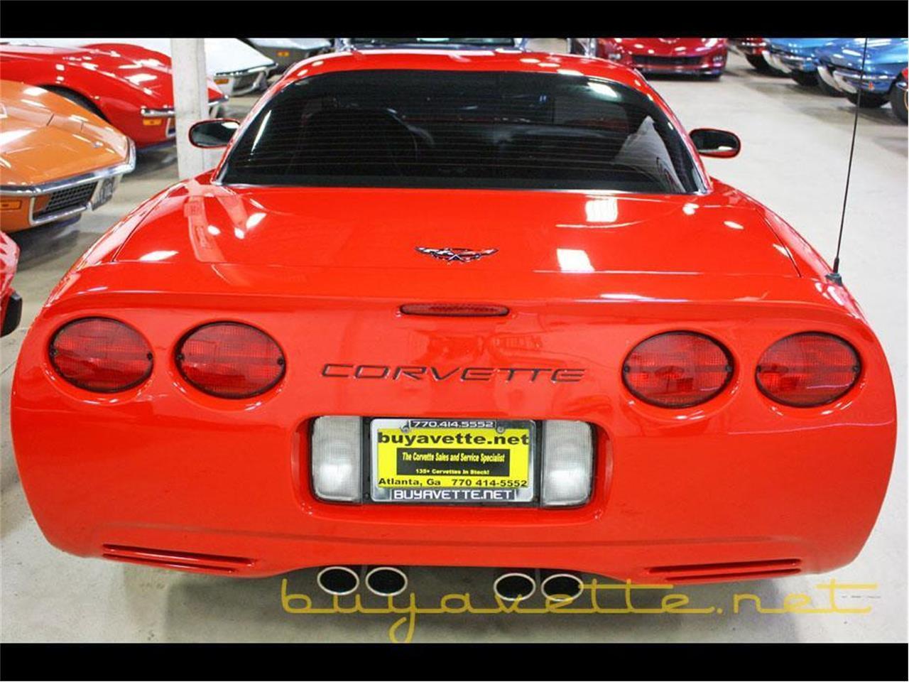 Large Picture of '02 Corvette - $25,999.00 - PZEY