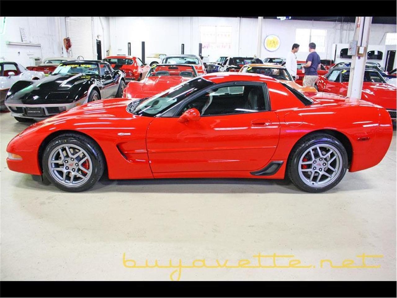 Large Picture of '02 Chevrolet Corvette located in Georgia - $25,999.00 - PZEY