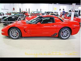 Picture of 2002 Chevrolet Corvette located in Atlanta Georgia - PZEY