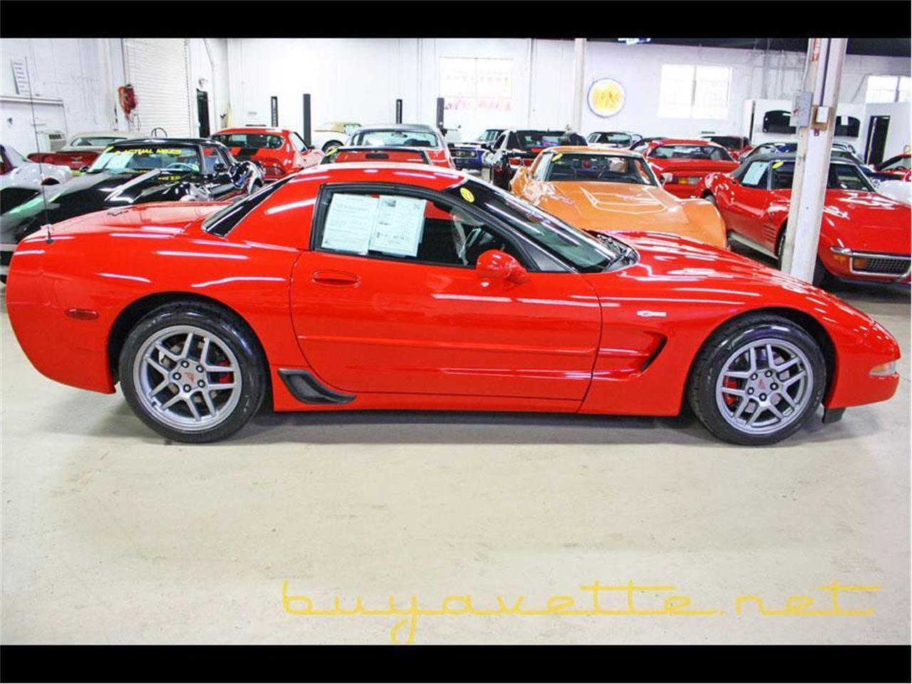 Large Picture of '02 Chevrolet Corvette located in Atlanta Georgia Offered by Buyavette - PZEY